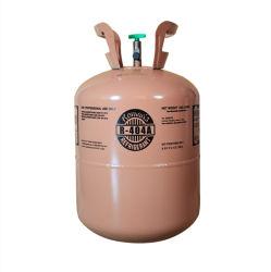 13.6kg Disposable Refrigerant Gas Cylinder, R134A, R22, R410, R404...CE/DOT Certificate를 위한 Storage Tank