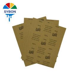 Commerce de gros de bonne qualité Feuille de papier abrasif