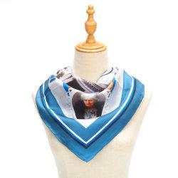 여성용 패션 Luxurt Pure 100% Silk Scarf Shawls