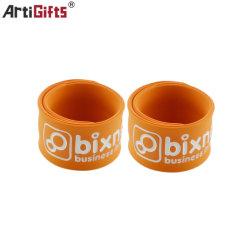 Promocionais personalizadas pulseiras banda com reflector