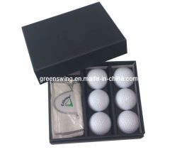 Golf Hot-Selling Caja de regalo (con guantes de golf y pelotas de golf