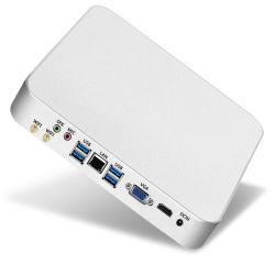 Equipo de Mini PC Intel Core i7 7500U I5 7200 u 10 Linux/Windows procesador de PC para juegos 4K UHD HTPC HDMI VGA WiFi Desktop X26UL