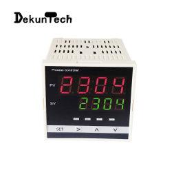Riscaldamento di misura di flusso di pressione di temperatura del regolatore di temperatura del punto di precisione di Dk2304p e controllo di raffreddamento dell'uscita
