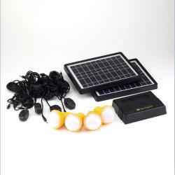 i mini kit portatili di potere di illuminazione 10W si dirigono i generatori di potere con il USB