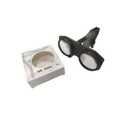 سماعة رأس محمولة صغيرة ثلاثية الأبعاد قابلة للطي مخصصة للأفلام المخصصة نظارات ألعاب ثلاثية الأبعاد نظارات الواقع الافتراضي السينمائية للفيديو