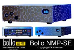 Flat TV (NMP-SE)のためのHD Media Player