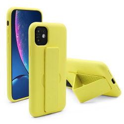 Amazonas-hei?er verkaufender flüssiger Silikon-Kasten 2020 für iPhone 12 das maximale ProiPhone 12 Mini mit Halter-Telefon-Kasten