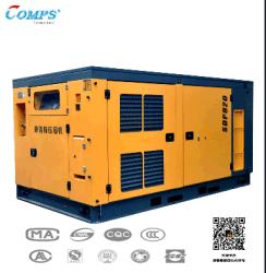 Дизельный двигатель с приводом от 300фунтов 33m3 воздушный компрессор для водяных скважин буровой установки