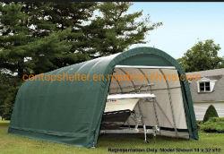 [ستيل ستروكتثر] فسطاط خيمة قبّة مأوى شاحنة مرأب [رف] حظ