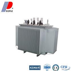 potere a bagno d'olio Transsformer di distribuzione di serie 11kv 11/0.4 S9