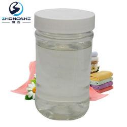Liquido ultra molle lanuginoso del silicone per il processo di Dopo-Rifinitura delle tessile (tessuti)