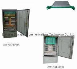 GFC Optical Fiber FTTx Access Network 광섬유 캐비닛 하이 밀도 SMC 576/288/144 코어