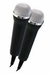 Microphone Karaoke 5dans1 pour la PS2 PS3 Wii Xbox360 PC (HC-MUL023)