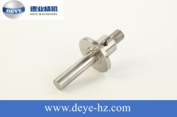 Alliage personnalisé/acier inoxydable Pièces de haute précision pour l'alimentation machine d'emballage CNC