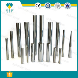 H6 Polished 단단한 탄화물 로드 의 Endmills를 위한 텅스텐 시멘트가 발라진 탄화물 로드