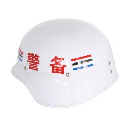 Capacete de patrulha de segurança de plantão capacete de protecção de equipamento de segurança