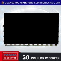 Gran pantalla de TV LCD de pantalla de finas piezas de repuesto de LED de 50 pulgadas CC500PV4d