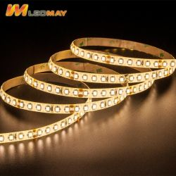 Impermeabilizzare 120LED/m 3528 indicatore luminoso di striscia flessibile bianco caldo del LED 12V LED