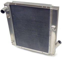 Производительность алюминиевый радиатор для гонки гонки автомобилей (EVO, S13, S14, S15, 240SX, Supra, JZA, гражданской, постоянного тока DC25)