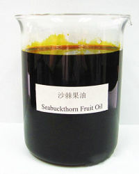 Olio di frutta di Seabuckthorn acido palmitoleico elevato per capsula molle