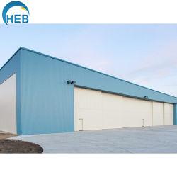 La estructura de acero de alto edificio casa prefabricada