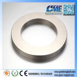 NdFeB Anéis magnéticos para 18 polegadas dupla orador do magneto