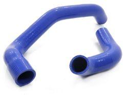 El rendimiento automático flexible resistente al calor de manguera de radiador Turbo de caucho de silicona