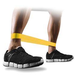 Hot Sale Curl Bande élastique de rappel de Fitness Sports Yoga RING Dispositif de tendre la courroie d'étirement Sporting Goods Équipement de protection de la résistance