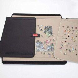 أحجية المعلومات المجزأة (Jigsaw) العمل طاولة التخزين، مادة صديقة للبيئة، تخزين المعلومات المجزأة حتى 1، 500 قطعة