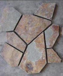 Slate камня Net вставки