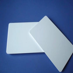 PVC Card Without Chip di Price migliore Blank per Inkjet Printer Dual Side Printable 85.6*54mm