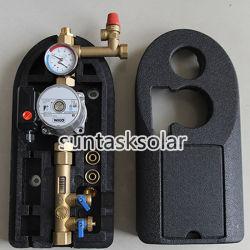 De zonne Werkende Post van de Pomp van de Pijpleiding van het Systeem van het Hete Water Enige Zonne (ws-I)