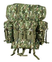 튼튼한 도매 군은 위장 옥외 육군 경찰 Ruck 자루 책가방을 주문을 받아서 만들었다