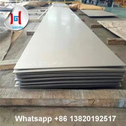 Precio barato de ASTM F136 de la hoja de titanio de grado 4 de la placa metálica de malla de varilla