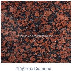 Pessoas singulares vermelho/azul/Browm/Amarelo/Preto/Cinza Laje de mosaico de granito importadas para venda