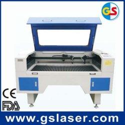 최고 품질의 직물 직물 CO2 레이저 절단 기계 Yh1490 180W