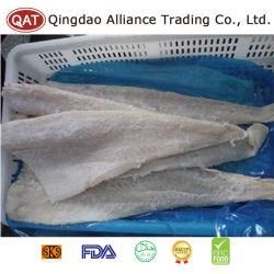 Haute qualité de filet de poisson salé gelé