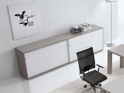 Governo basso con il materiale di legno della melammina delle forniture di ufficio (LYCT1053-12)