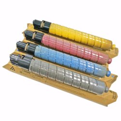 Ricoh Aficio MP C2800SPF C3300SPF (841276 841421 841422 841423)のためのカラーRicoh Aficio MP C2800 C3300のトナーカートリッジ