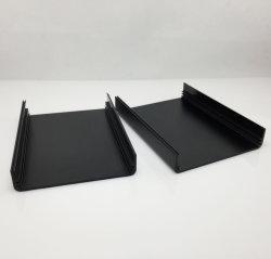 カスタマイズ可能な放出のアルミニウムジャンクション・ボックスのシェルの電子デバイス、PCBの電子工学のシェル、電子製品のアルミニウムシェルシャーシ