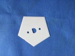 Zirconia-Keramik-Schaufel für Plastik und Textilausschnitt