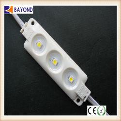 Haute qualité 3 LEDs SMD 3528 Module LED étanche d'injection