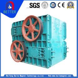 La norme ISO/certificat CE/rouleau de pierre concasseur concasseur//pour le ciment/mine/usine de transformation du charbon et de minéraux (décharge 0.2-10mm) Taille :