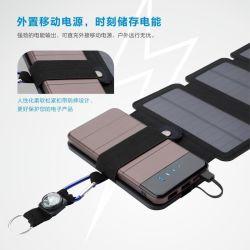 Carregador sem fio móvel Solar Power Charger Banco 100% da capacidade de alta qualidade original de fábrica