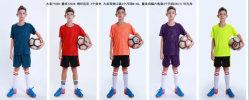 2019 uniformi di gioco del calcio della gioventù del pullover di calcio del capretto di modo