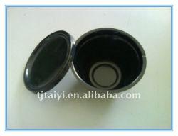 [ت-0010] [كبت] بلاستيكيّة عقدة حساء سلطة فنجان مع غطاء
