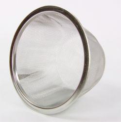 Approvazione FDA 304 infusore/filtro/sfera in acciaio inox rotondo con rete a rete S/M/L. Dimensioni
