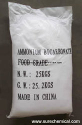 99.2-101.2% Food Addititive를 위한 염화 Bicarbonate