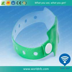 Manchetten van pvc RFID de Beschikbare Ultralight C