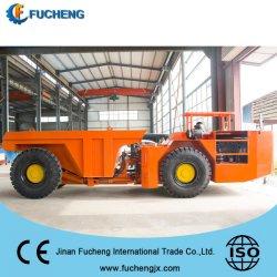 10 ton van de Diesel Ondergrondse mijnbouwkipper de kipwagen met transmissie DANA